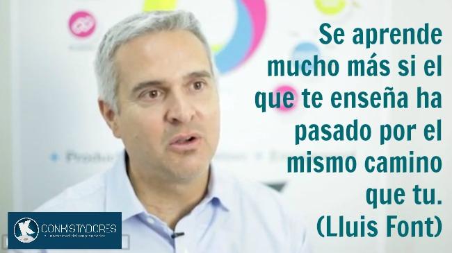 Entrevista a nuestros profesores: Lluis Font